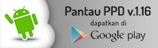 aplikasi PPD via Android
